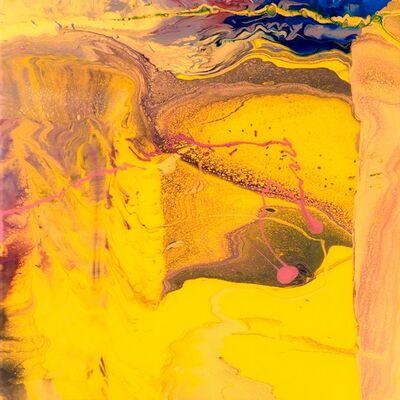 Gerhard Richter, 'P5 Flow', 2014