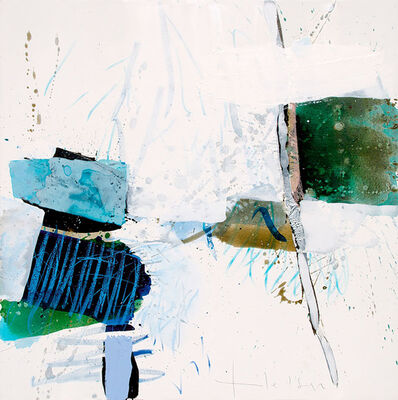 Greet Helsen, 'Aan de Waterplas', 2014