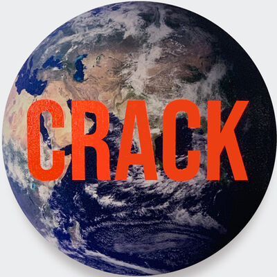 Cali Thornhill Dewitt, 'Cracked', 2019