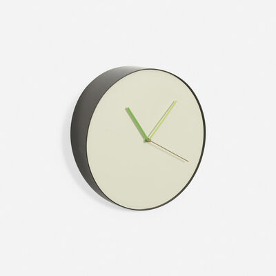 Rich Brilliant Willing, 'Bias wall clock', 2010