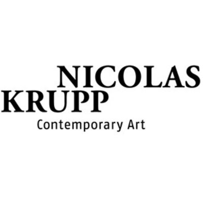 Nicolas Krupp at Art Basel 2016, installation view