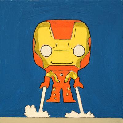 George Penon Cassallo, 'Little Iron Man', 2016