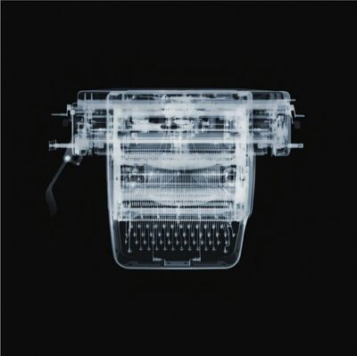 Nick Veasey, 'Typewriter', 2013