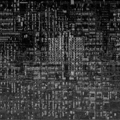 Shuli Sade, 'Data Square #8', 2014
