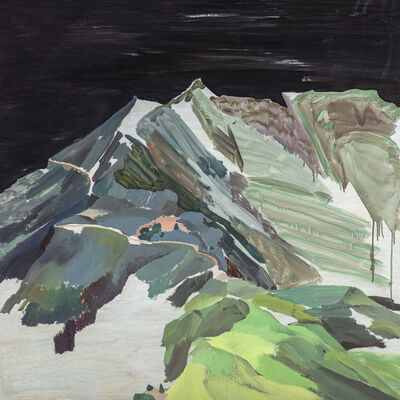 Chih-Hung Kuo, 'A Mountain-8', 2014