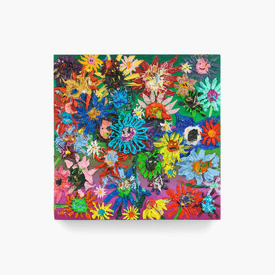 Lola Rose Thompson, 'Famous Flowers And Bees That Loved Them', 2017