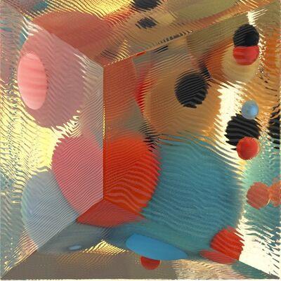 Alex McLeod, 'Cubeworld Two', 2020