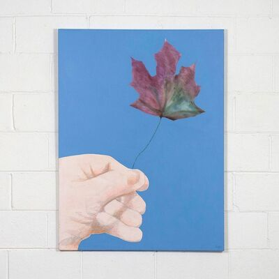 Charles Pachter, 'Be Leaf Me', 2016