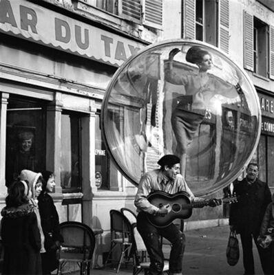 Melvin Sokolsky, 'Bubble Guitar, Paris', 1963