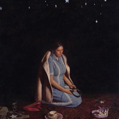 David Graeme Baker, 'Sibylline', 2014