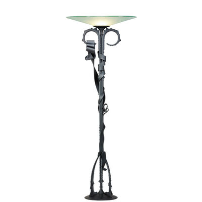 Albert Paley, 'Millenium floor lamp, 30 edition of 30 (20 with blackened finish, 10 stainless), Rochester, NY', 1999