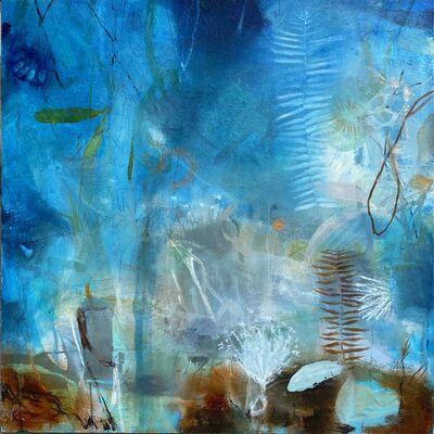 Deedra Ludwig, 'Blue Terrarium', 2020
