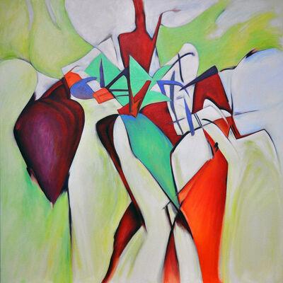 donna e perkins, 'Coming Undone: Heart of the Matter', 2013