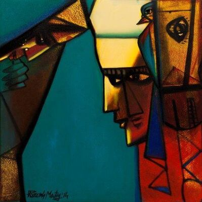 Paresh Maity, 'Imagination', 2014