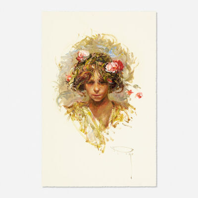 Jose Royo, 'Untitled (portrait)'