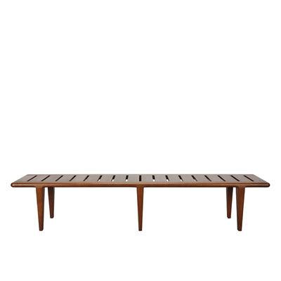 Hans Jørgensen Wegner, 'Bench / coffee table', 1958