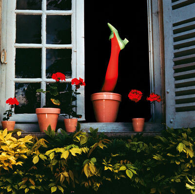 Guy Bourdin, 'Charles Jourdan, Ad Campaign', 1971