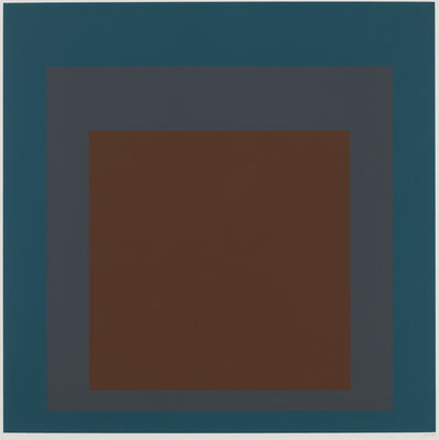 Josef Albers, 'SP VII', 1967