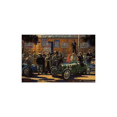 Barry Rowe, 'The Bugatti Pits Monaco 1929 | Automotive | Car', 2010