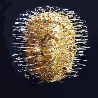 David Mach, 'Buddha', c.2012