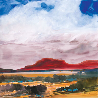 Elaine Holien, 'Ghost Ranch Encantado 5', 2013