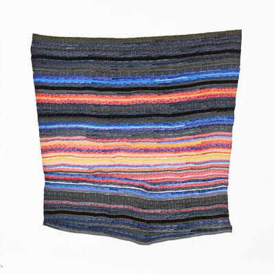 Carly Glovinski, 'Hawaii Hills Rag Rug', 2017
