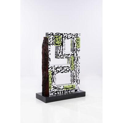 Andrea Branzi, 'Nature diverse 4 - unique piece, Shelf', 2017