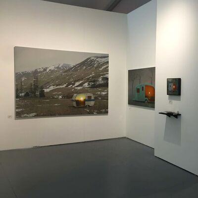 bo.lee gallery at PULSE Miami Beach 2016, installation view
