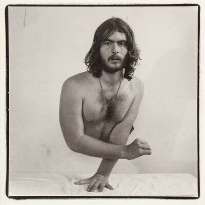 George Dureau, 'Untitled (B.J. Robinson E) (GDUR 0468)', ca. 1985