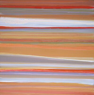 Bénédicte Gimonnet, 'Lineament SQ Orange', 2016