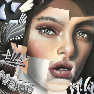 Elle, 'Sutera', 2018