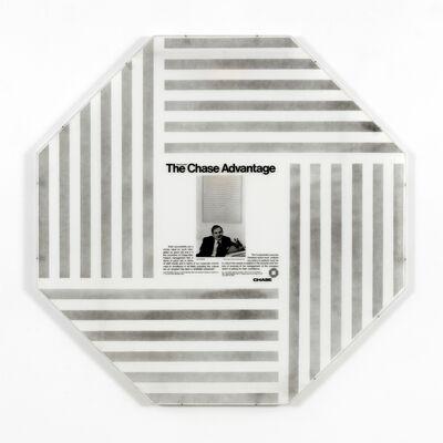 Hans Haacke, 'The Chase Advantage', 1976