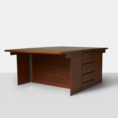 Wharton Esherick, 'Partners Desk by Wharton Esherick', ca. 1960