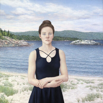 Valerie Palmer, 'Dunes', 2020