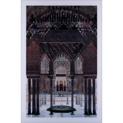Roland Fischer, 'Inner court, Alhambra', 2006