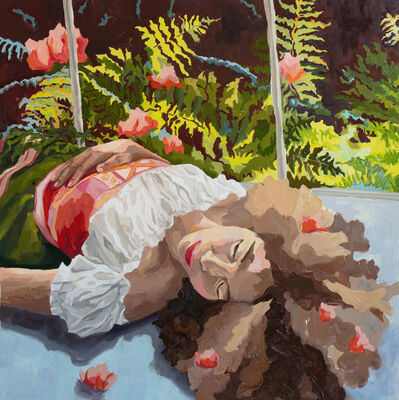 Ruth Owens, 'Lay Me Down', 2020