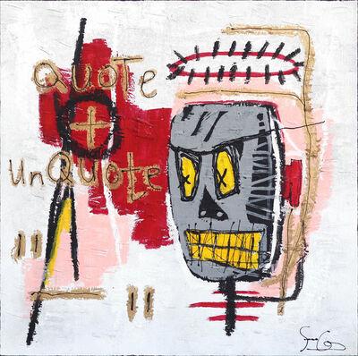 Soren Grau, 'Quote + Unquote', 2020