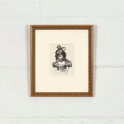 Joyce Wieland, 'Victorian Girl', 1980