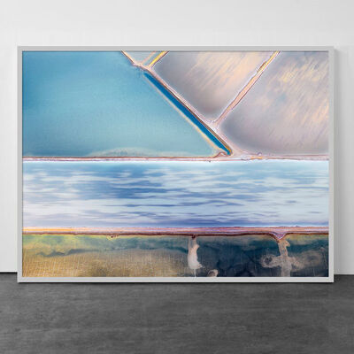 David Burdeny, 'Blue Ponds 3, Shark Bay, Western Australia', 2015