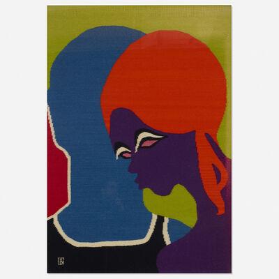 Burton Kopelow, 'Untitled (tapestry)', c. 1965