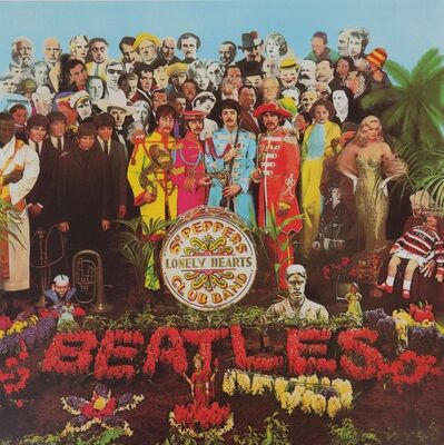 Peter Blake, 'Sgt Pepper's Lonely Hearts Club Band', 2007