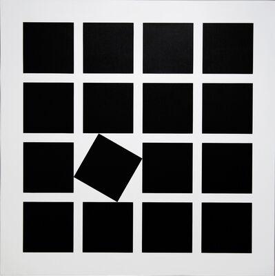 Geraldo de Barros, 'Sem título', 1990