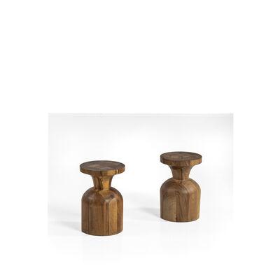 Eric Schmitt, 'Pion, stools Pair', 2001