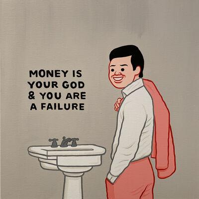 Joan Cornellà, 'Money is Your God', 2019