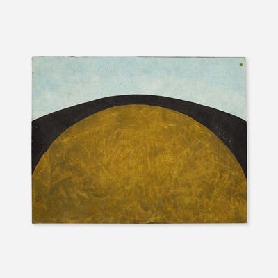 Mac Wells, 'Moonrise #2', 1964