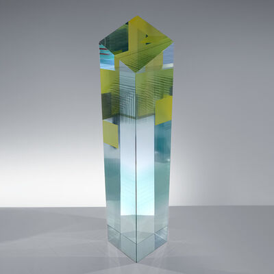 Jiří Karel, 'Cubic Prism', 2019