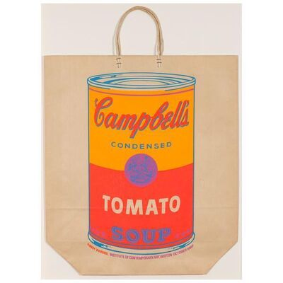 Andy Warhol, 'Soup Can Bag', 1966
