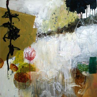 Allison Stewart, 'White River Bloom', 2105