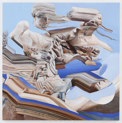 Kei Imazu, 'Battle Between Lapiths and Centaurs', 2015