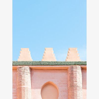 Jan Prengel, 'Morocco Pastels 01', 2019